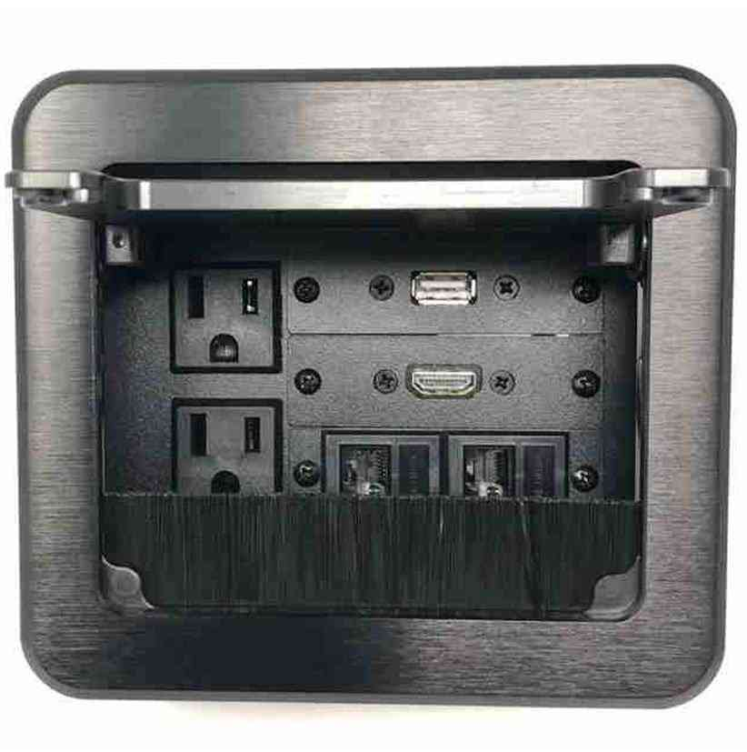 conference table electrical box Canadá