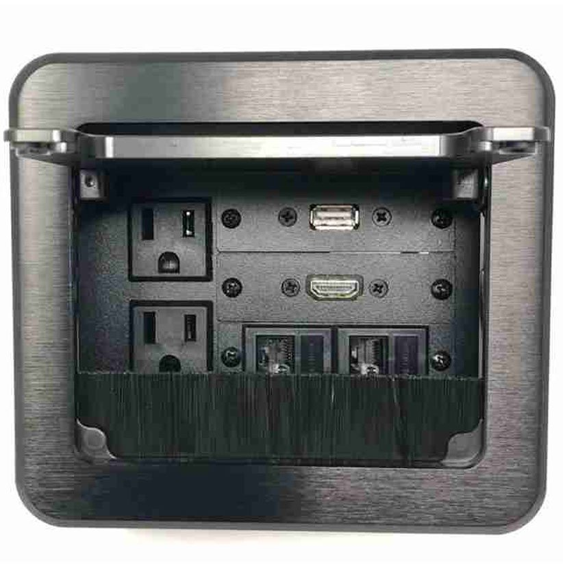 Buy Now | Conference Table Connectivity Box YV-105B🔌