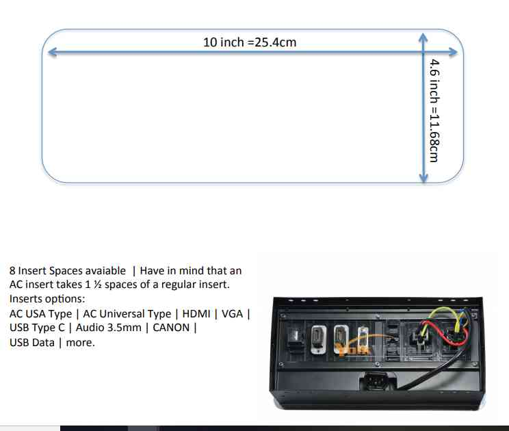 Connectivity Box YV-205B
